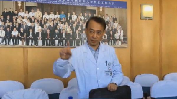 """任晓平否认""""完成换头"""":只是外科模型"""