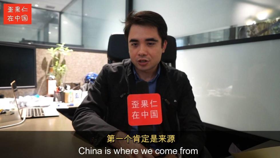 法国华裔后代感慨:这次,我选择回到中国!