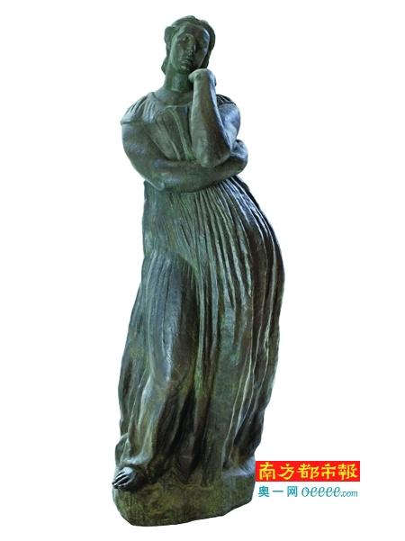 邂逅布德尔:师从罗丹的法国雕塑大师