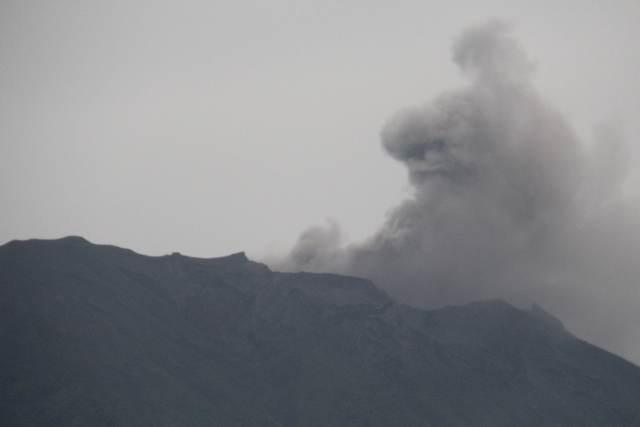 游客注意!印尼巴厘岛火山爆发 官方发布安全警示