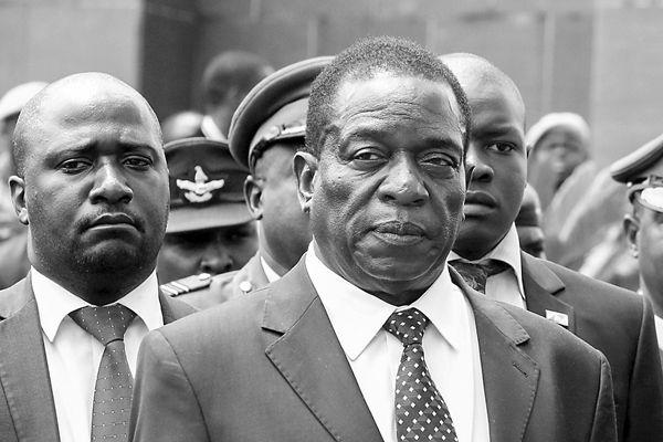 从鳄鱼帮到国家英雄 津巴布韦前副总统何许人物?