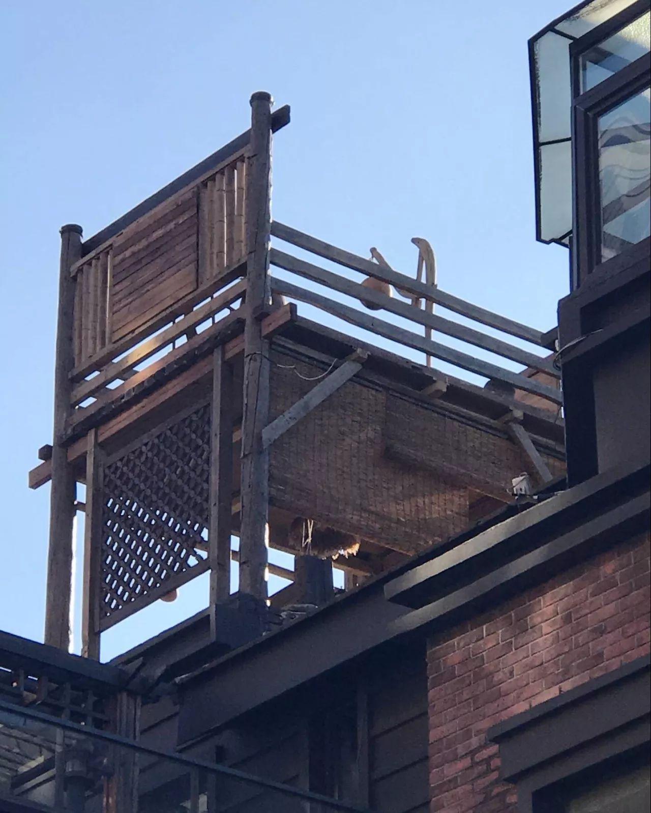 长春一东西别墅建了一个诡异的房主!大门是做顶层大理石别墅套图片