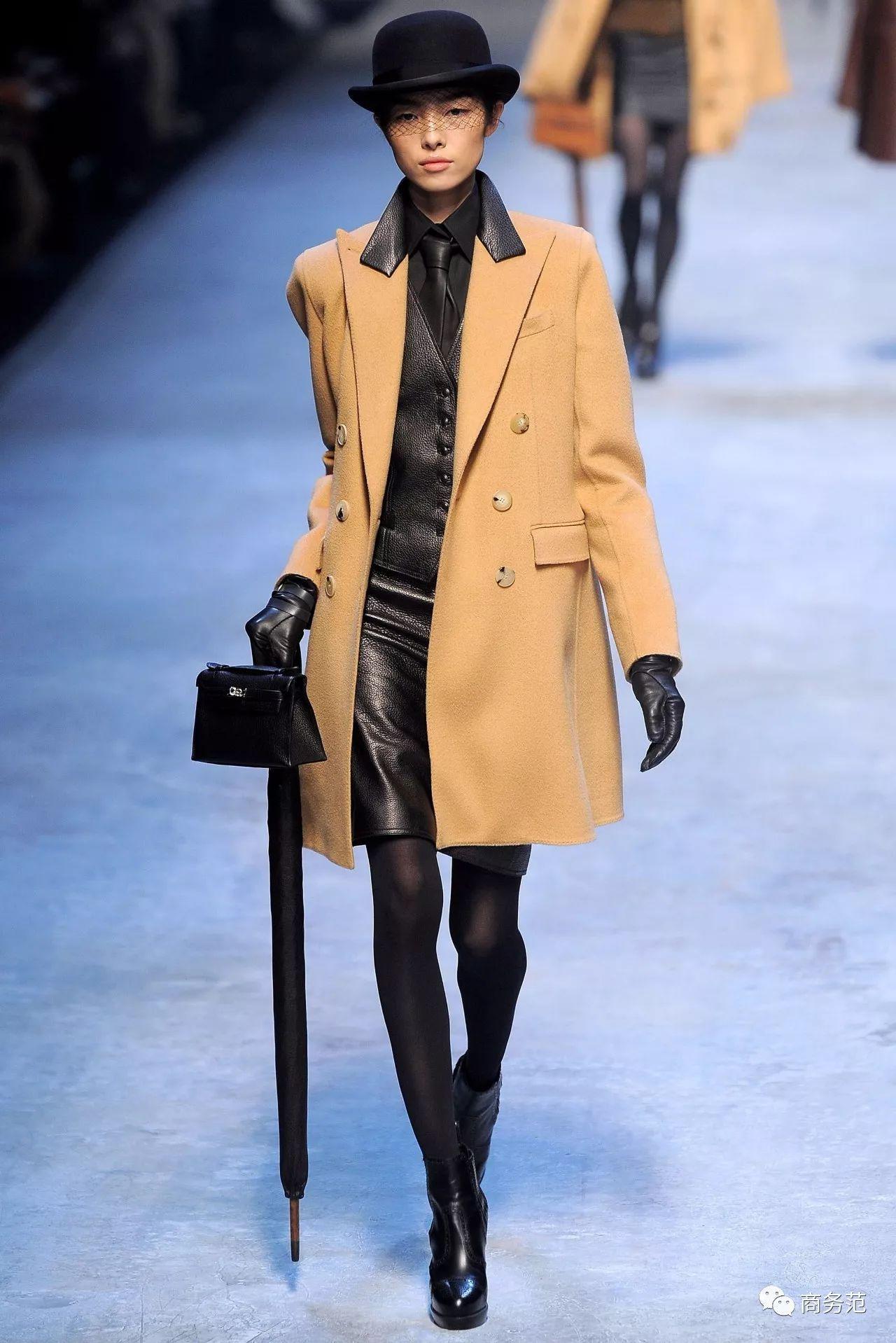 商务范:真正低调专业的中国超模,是刘雯孙菲菲