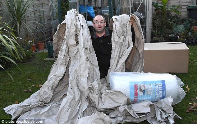 业界良心?亚马逊快递包装纸竟长达30米