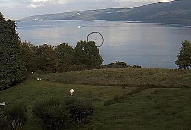 破纪录!尼斯湖水怪今年被目击高达9次