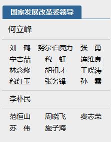 中华人民共和国国家生长和革新委员会官网 截图