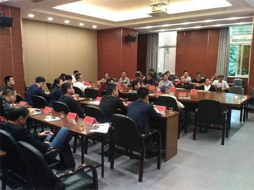 鼓楼区政府组织召开今冬明春火灾防控工作动员部署会
