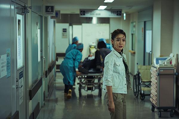 专访 戚薇:能为吴宇森的电影脸上留疤,是一