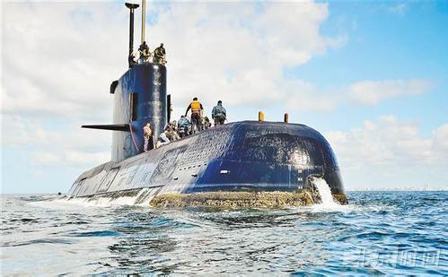 最新消息!阿根廷失联潜艇或曾爆炸 家属被告知船员全部死亡