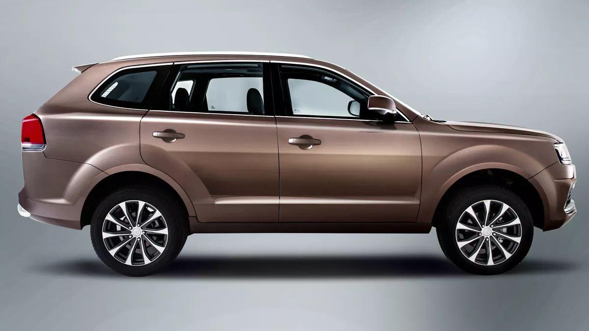 颜值爆表的新能源车发布 华泰圣达菲7售价6.98万元起