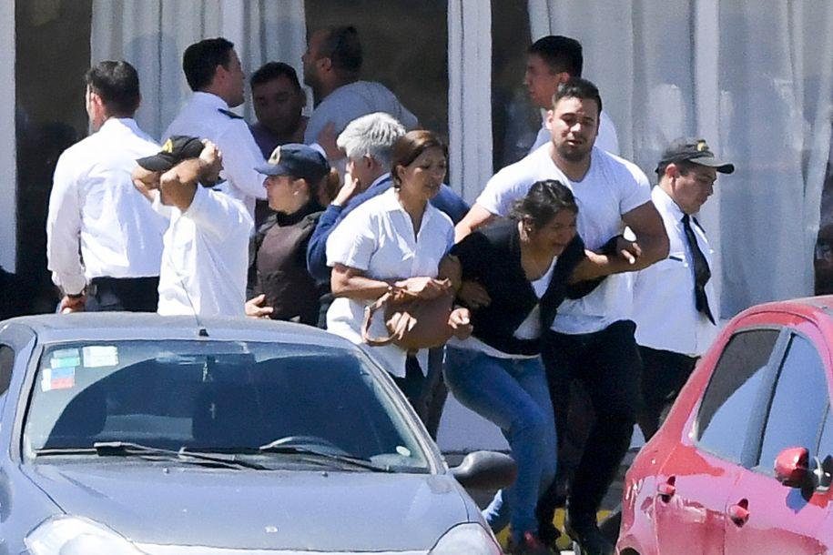 阿根廷军方:潜艇失联海域曾发生爆炸