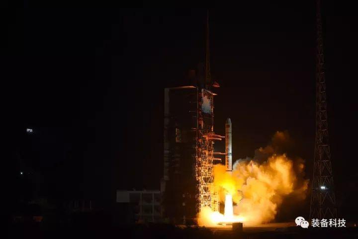 我国成功发射遥感三十号02组卫星