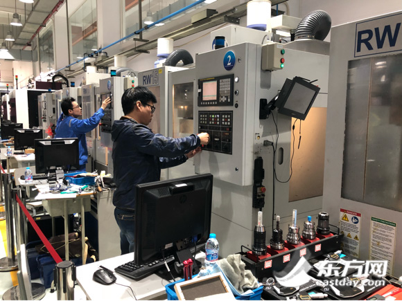 上海职业技能大赛决赛今开幕,下月将全面选拔