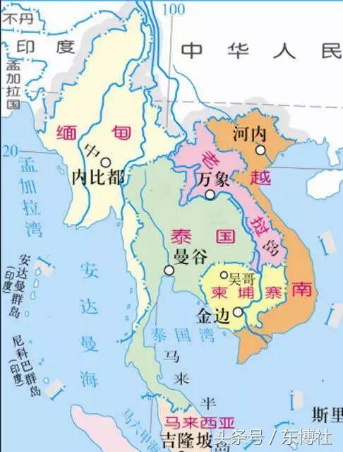缅媒 缅甸是时候反思,老挝为什么能超过缅甸