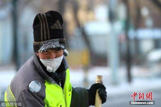 冷空气影响北方局地降温8℃ 南方降雨减弱