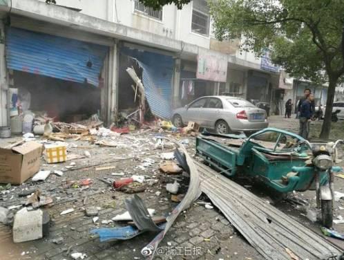 【最新情况通报】揪心!宁波江北区突发爆炸,现场一片狼藉……