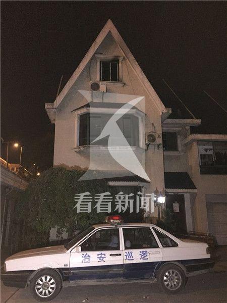 虹梅南路一民宅发生火灾 4人不幸身亡