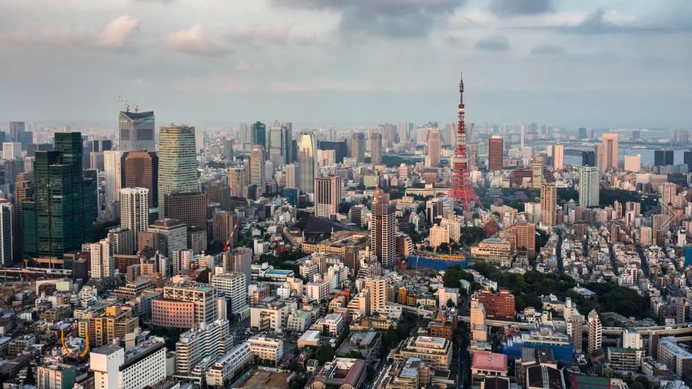 刺穿地产泡沫后的日本|值得全球投资