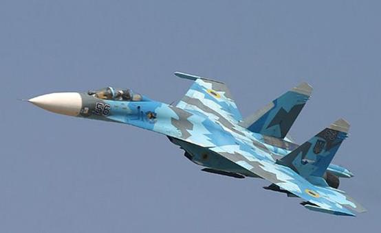 俄罗斯苏-30战斗机(资料图)