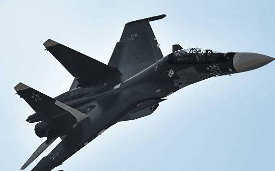 ▲苏-30战斗机资料图