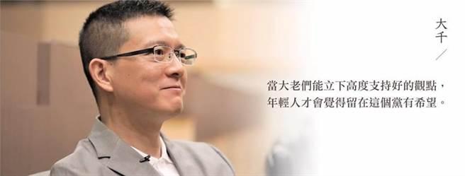 """国民党前""""立委""""孙大千(图片来源:""""中时电子报"""")"""