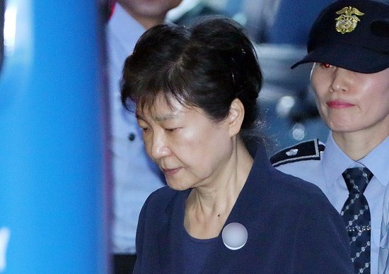 朴槿惠(资料图)