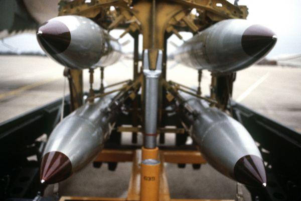 美媒称美军或计划从土耳其撤出核武器