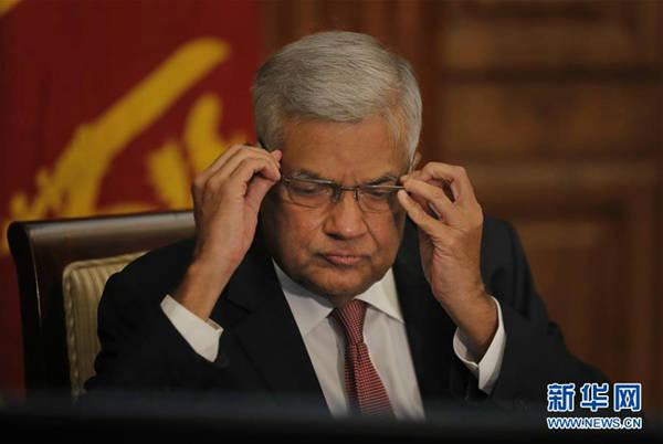 斯里兰卡总理辞职 新任总统任命其哥哥为新任总理