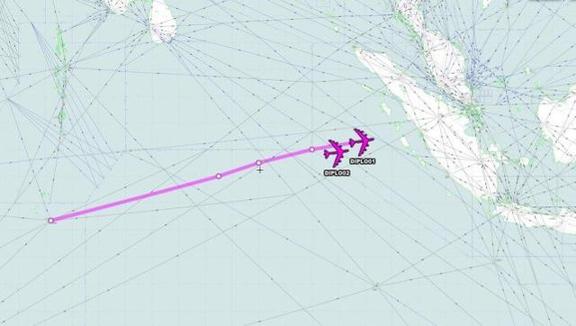 外媒:美军B52轰炸机连续两天飞越中国南海上空