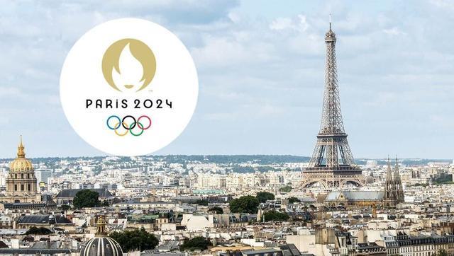 巴黎奥组委发布2024年奥运会和残奥会会徽 包含法兰西女神等元素