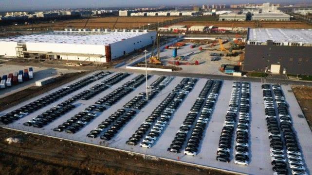美媒:特斯拉上海工厂投产 中国