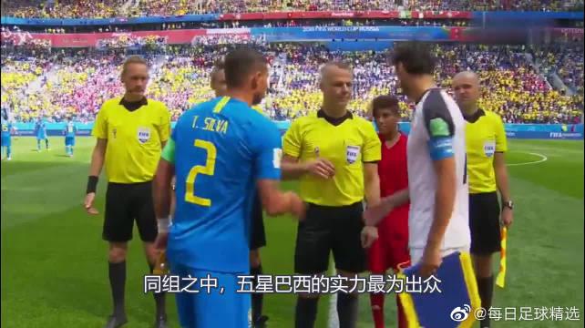 内马尔库蒂尼奥破门,巴西补时连入两球2-0哥斯达黎加!
