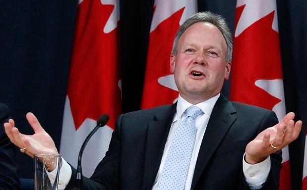 加国央行行长:加拿大经济正步入正轨 有充分理由加息