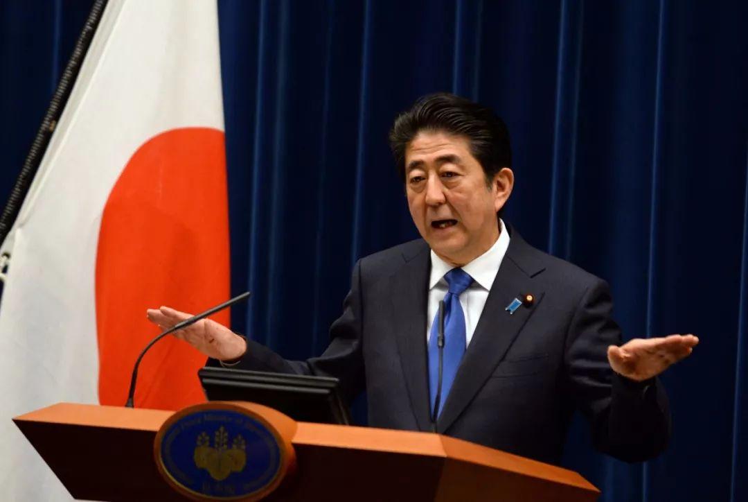 日本首相安倍晋三2016年6月1日宣布,把原定于2017年4月上调消费税税率的时间推迟至2019年10月。(新华社记者马平摄)