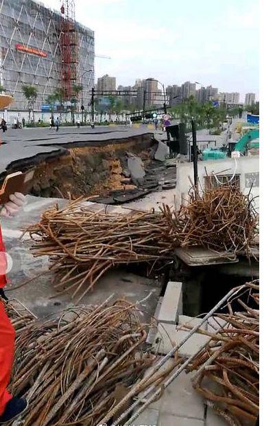"""图片取自""""杭州交通918""""微博"""