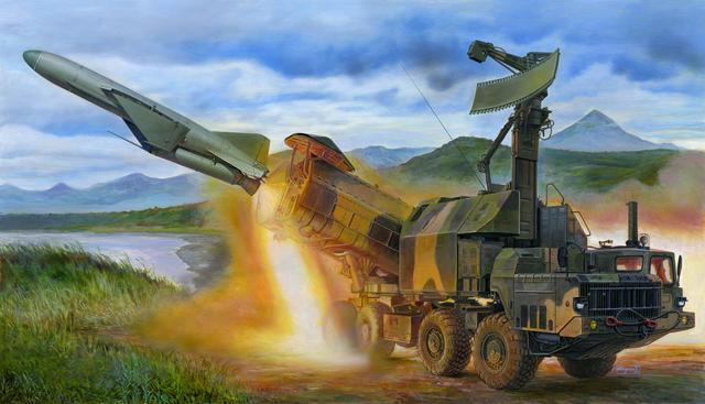 俄罗斯人会过日子:50年前的文物级反舰导弹 至今仍在北极服役