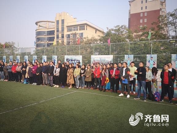 2019雅校足球学院暨家校共育共同体成立仪式圆满举行