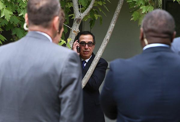六国财长怒怼美国 英媒:G7分歧如此巨大实属罕见