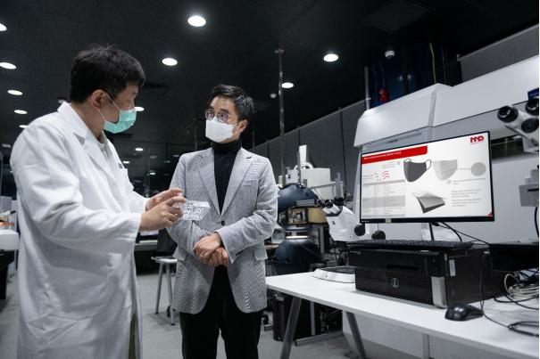 新世界发展将生产口罩 每天182家企业跨界产抗疫物资图片