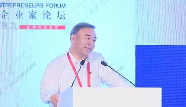 中国建材集团董事长宋志平:天津在协同融合