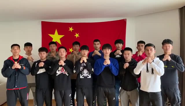 【中国留洋球员向全国球迷拜年】2020年农历春节将至,效力于海外