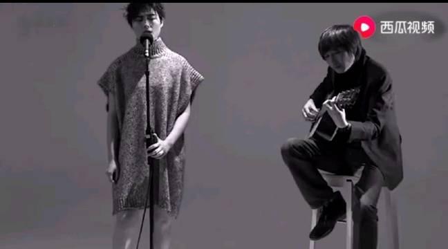 李宇春 、张亚东《如初》,只愿我也爱你如初,如你爱我