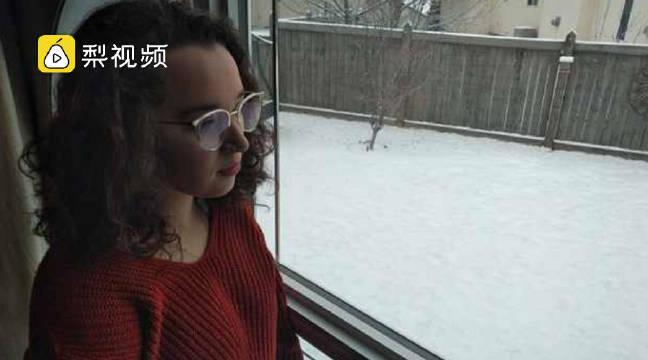 加拿大女子对寒冷过敏 ,一受冷就起荨麻疹,喝冷饮或危及生命