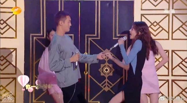 吴磊、张子枫、郭麒麟、李兰迪、檀健次、阚清子演唱《宠爱》!