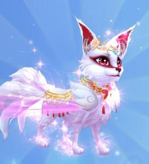 十二星座专属的超坐骑梦幻,天秤座紫霞仙狐,白羊座灵梦之伞!适合双子座的v坐骑图片