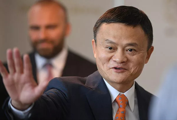 当地时间2018年9月11日,俄罗斯符拉迪沃斯托克,第四届东方经济论坛开幕,阿里巴巴集团董事局主席马云出席。 视觉中国 图