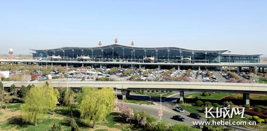 买小商品更方便啦!石家庄机场将开通石家庄-义乌航线