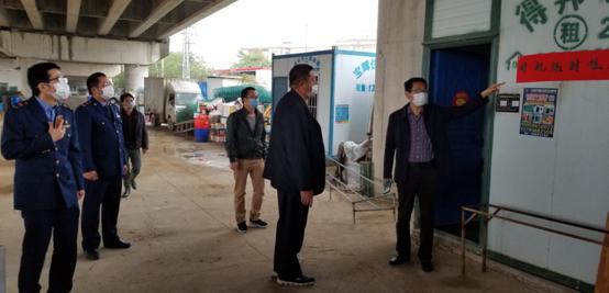 东泗乡:稳定水产品市场交易 保障养殖户生产生活