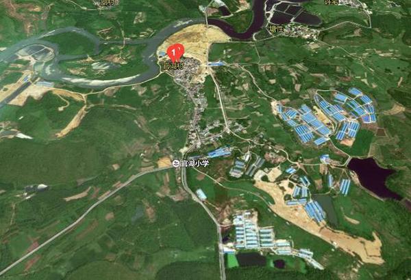 百度官湖村
