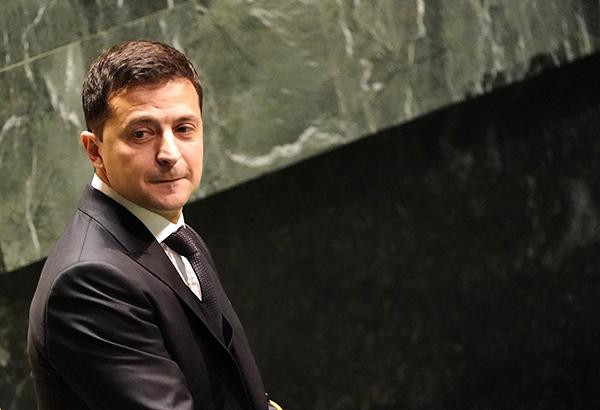 乌总统回应电话门:国家元首间通话不应公之于众